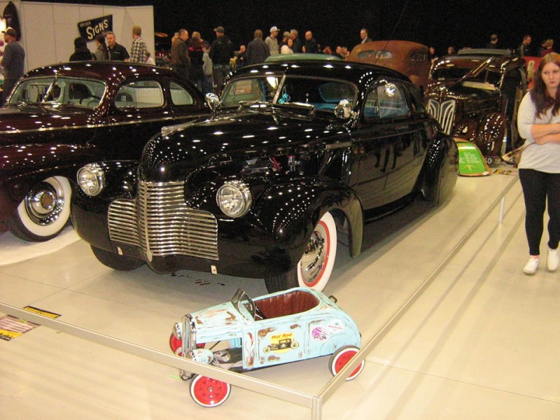 Chevy 1940 - 45 custom & mild custom 12106711