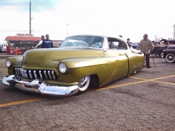 Cadillac 1948 - 1953 custom & mild custom - Page 4 12106714