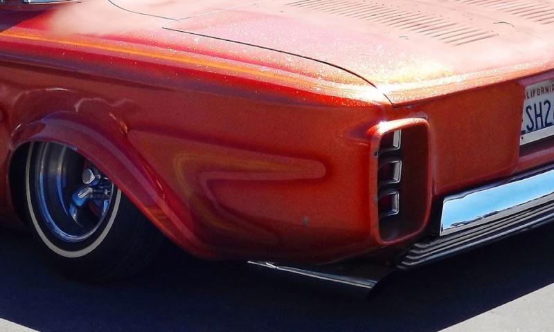 Chevrolet Corvair custom & mild custom 12106910