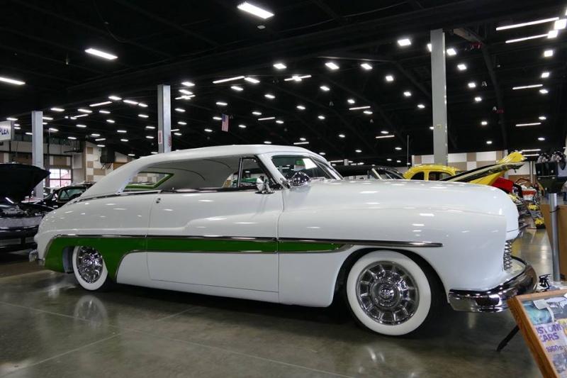 1951 Mercury Convertible - Lloyd Myers 12107211