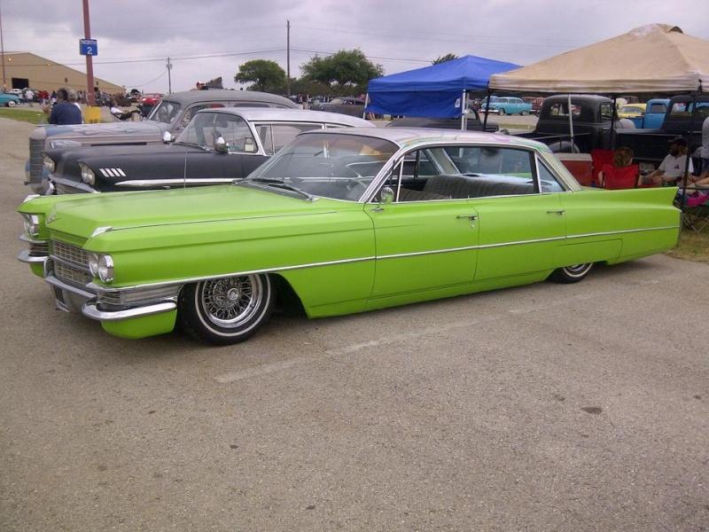 Cadillac 1961 - 1968 Custom & mild custom - Page 4 12107813