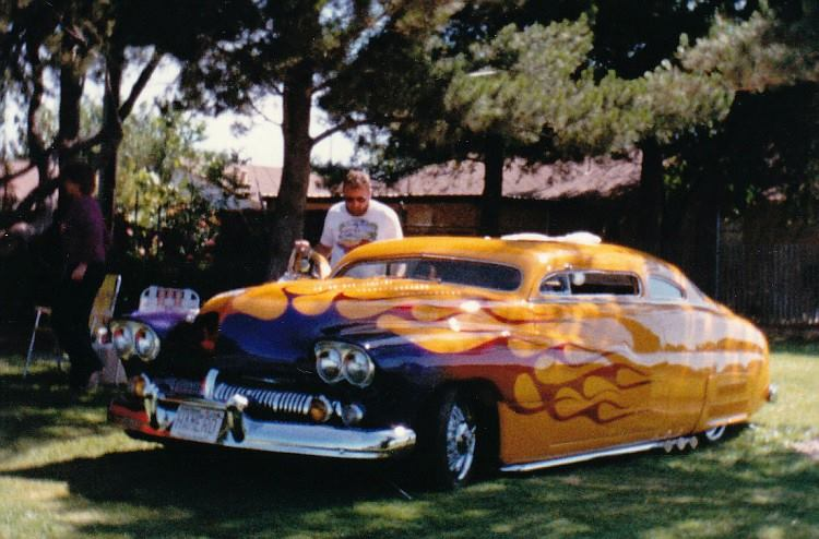 1950 Mercury - Hamerd - Jeff Johnson 12107912