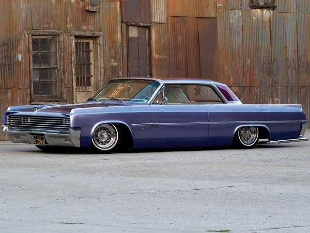 Oldsmobile 1961 - 1964 custom & mild custom 12108711