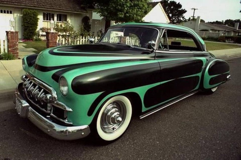 Chevy 1949 - 1952 customs & mild customs galerie - Page 21 12111911