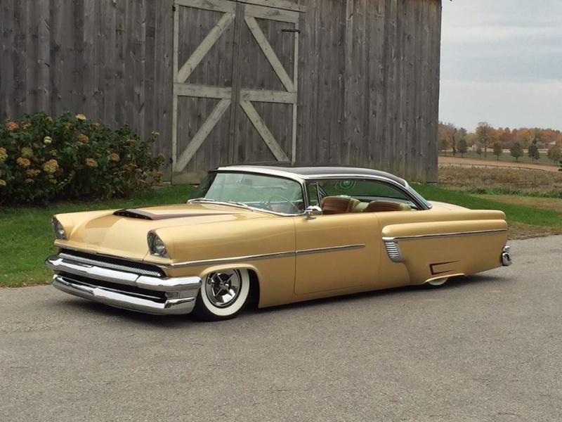 Mercury 1955 - 1956 Custom & mild custom - Page 3 12112413