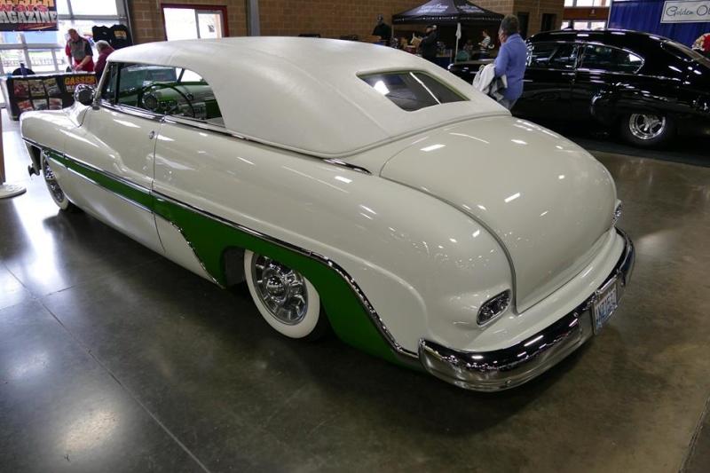 1951 Mercury Convertible - Lloyd Myers 12115410