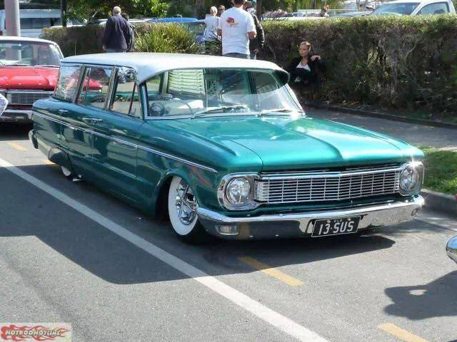 Ford 1961 - 1964 custom and mild custom - Page 3 12115811