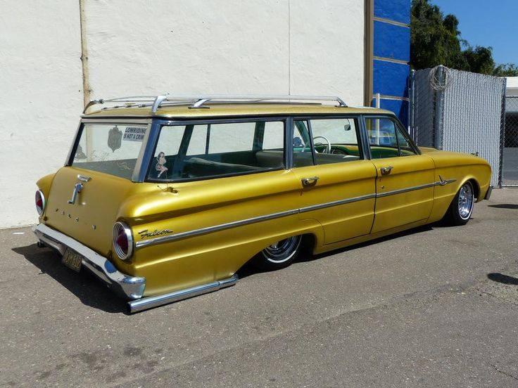 Ford 1961 - 1964 custom and mild custom - Page 3 12119012