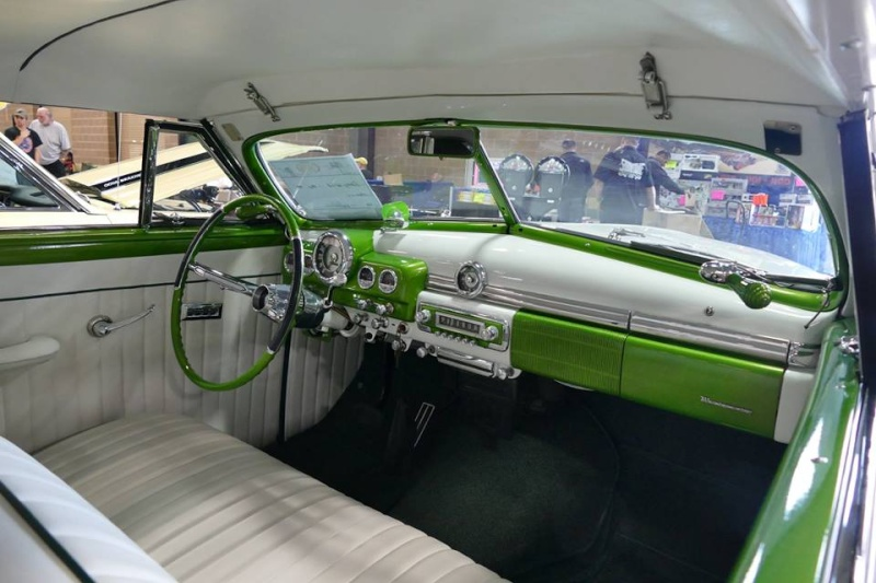1951 Mercury Convertible - Lloyd Myers 12122511