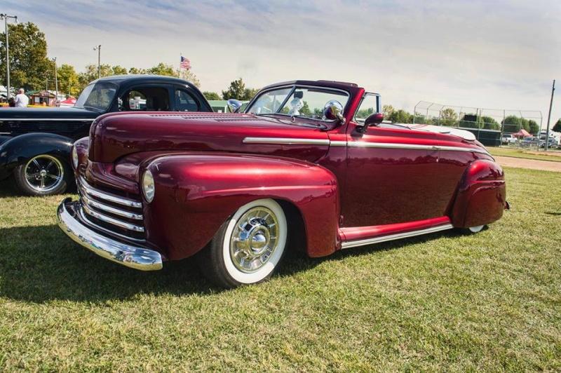 Ford & Mercury 1941 - 1948 customs & mild custom - Page 6 12122813