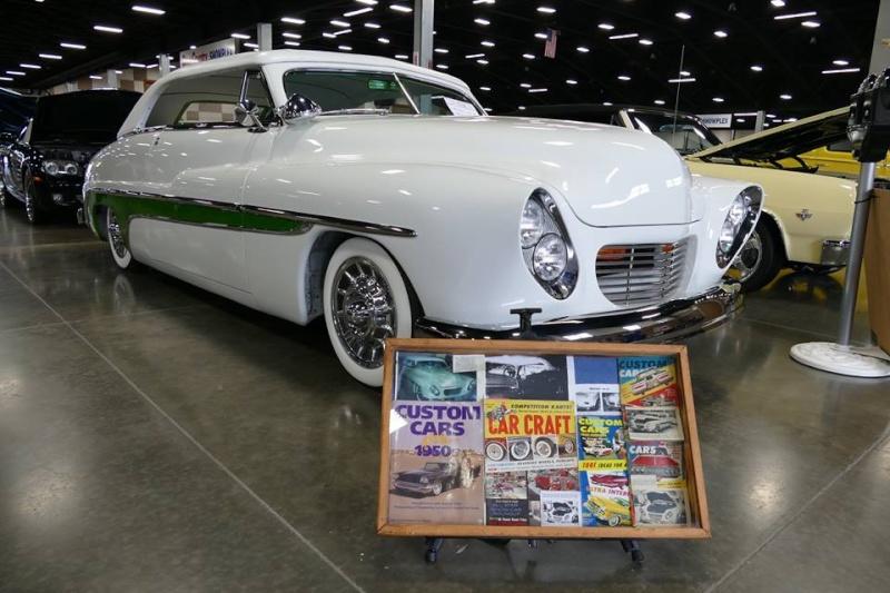 1951 Mercury Convertible - Lloyd Myers 12140611
