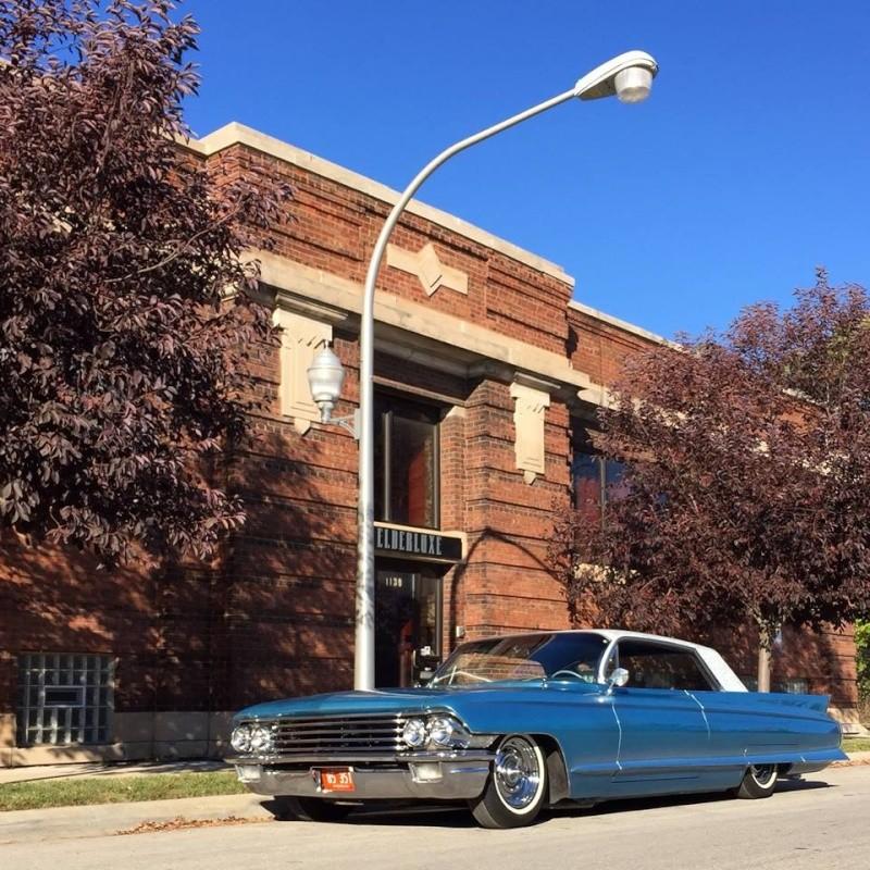 Cadillac 1961 - 1968 Custom & mild custom - Page 4 12141513