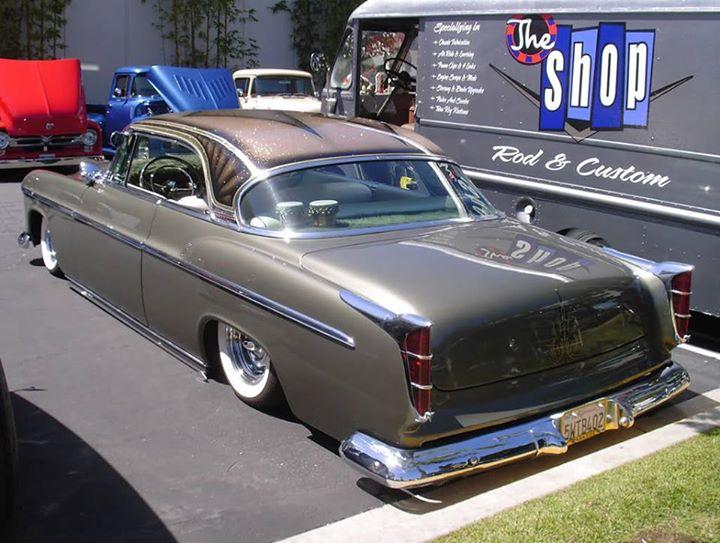 Chrysler & DeSoto 1955 - 1956 custom & mild custom 12141710