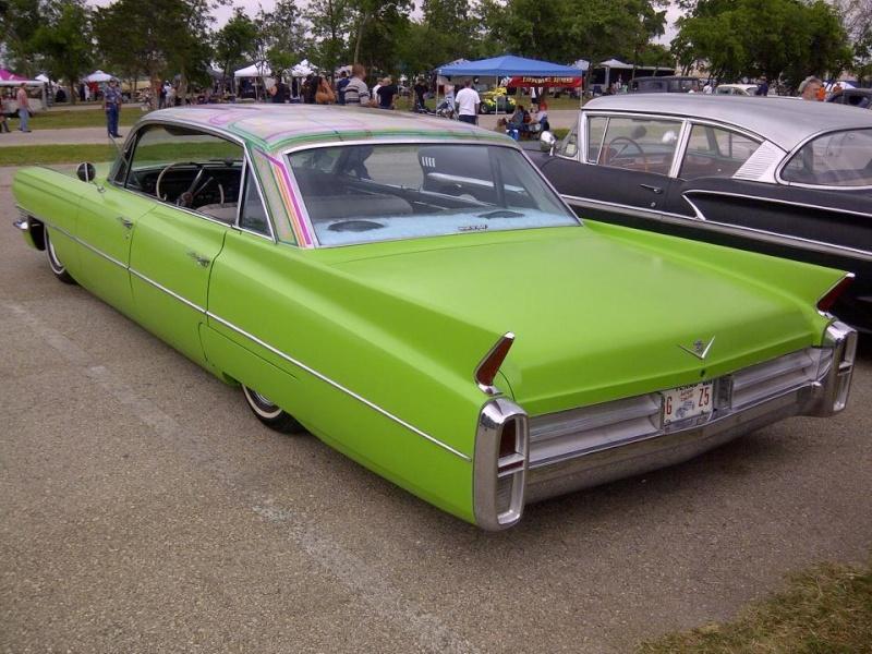 Cadillac 1961 - 1968 Custom & mild custom - Page 4 12143110