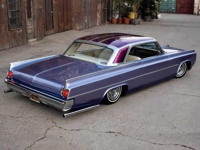 Oldsmobile 1961 - 1964 custom & mild custom 12144611