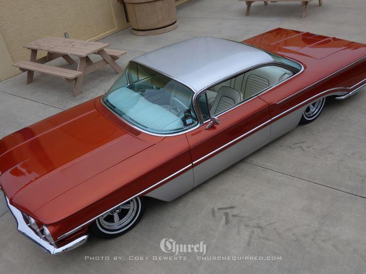Oldsmobile 1958 - 1960 custom & mild custom - Page 2 12144911