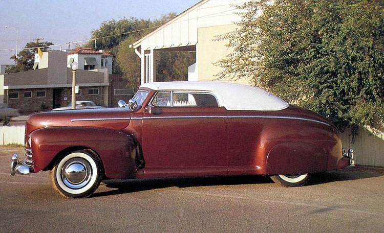 Ford & Mercury 1941 - 1948 customs & mild custom - Page 6 12189512