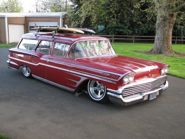 Chevy 1958 custom & mild custom - Page 7 12191010