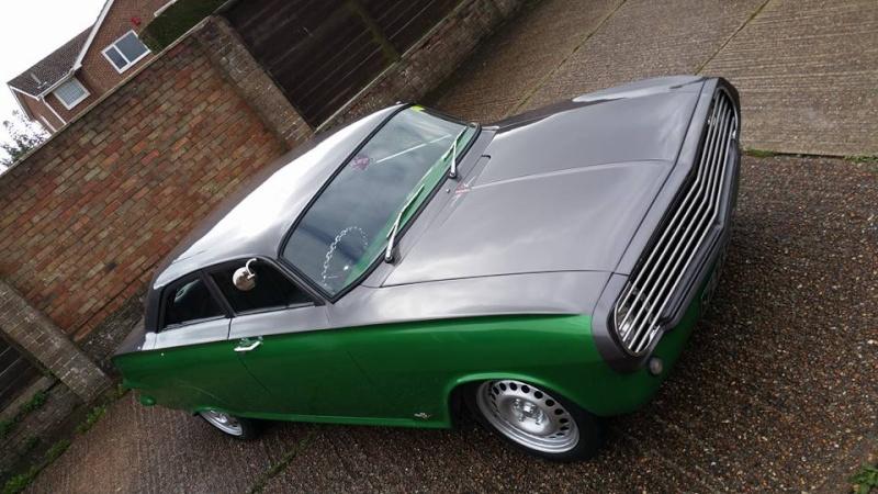 British classic car custom & mild custom - UK - GB - England 12191617