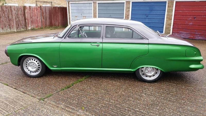 British classic car custom & mild custom - UK - GB - England 12191619