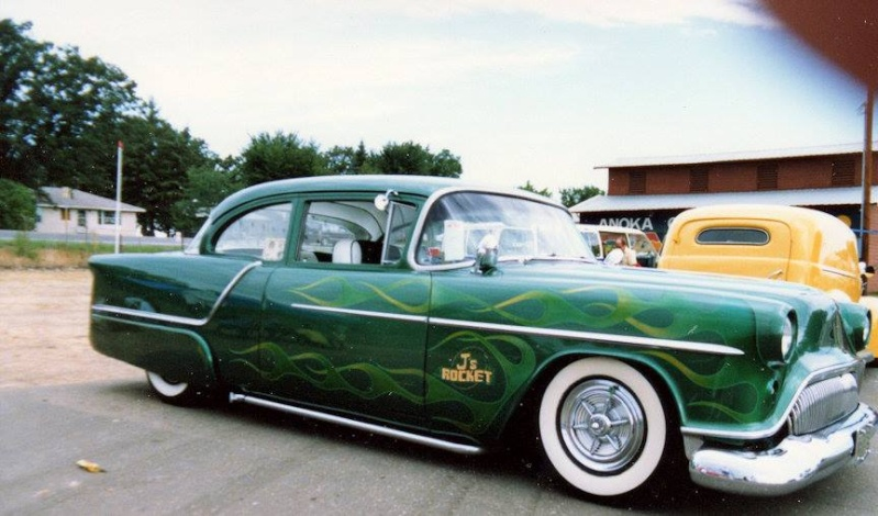 Buick 1950 -  1954 custom and mild custom galerie - Page 7 12191716