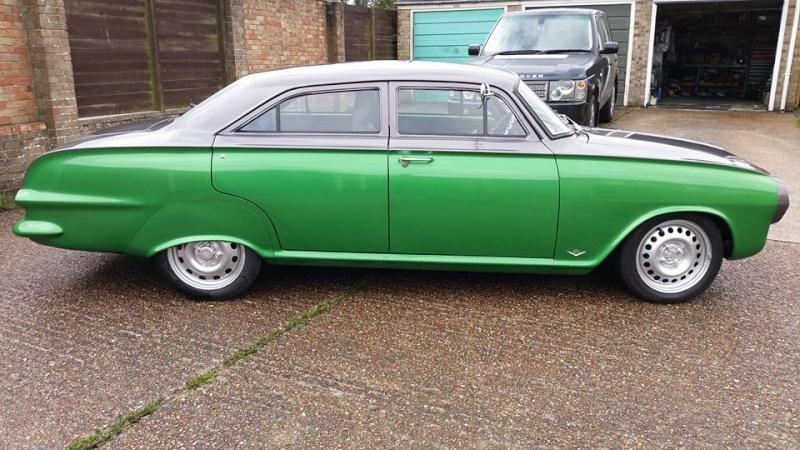British classic car custom & mild custom - UK - GB - England 12191717