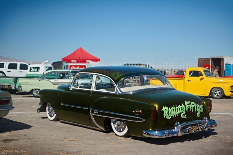 Chevy 1953 - 1954 custom & mild custom galerie - Page 12 12193810