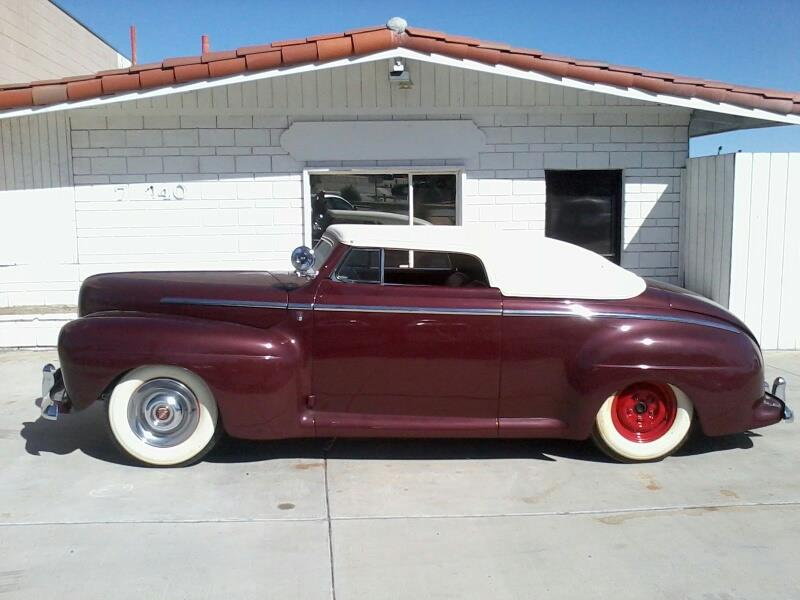 Ford & Mercury 1941 - 1948 customs & mild custom - Page 6 12196010