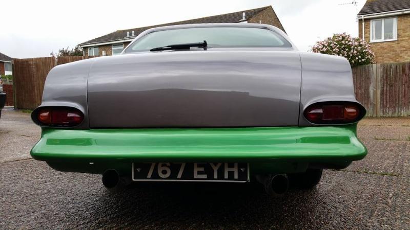 British classic car custom & mild custom - UK - GB - England 12208313