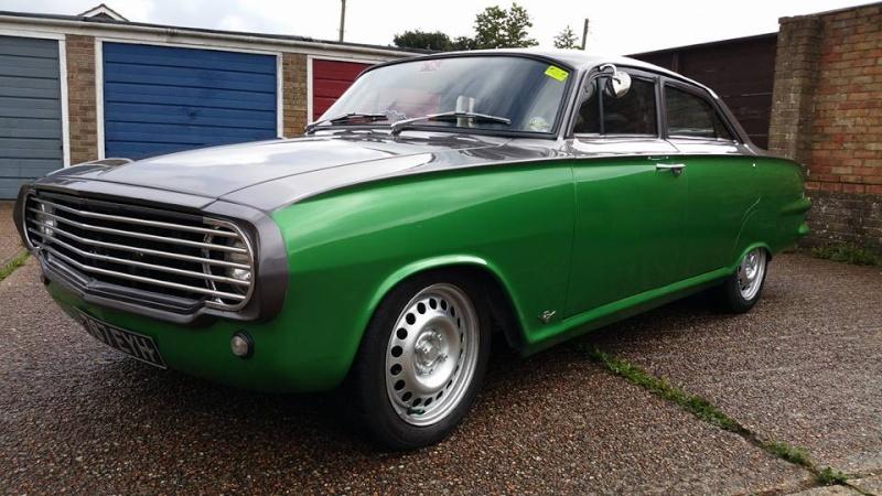 British classic car custom & mild custom - UK - GB - England 12219410