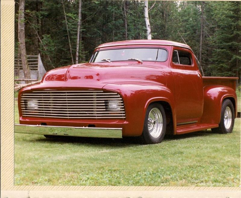 Ford Pick Up 1953 - 1956 custom & mild custom - Page 4 12226911