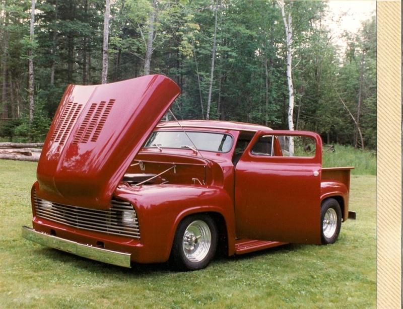 Ford Pick Up 1953 - 1956 custom & mild custom - Page 4 12235110