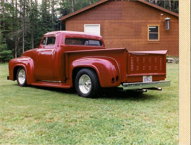 Ford Pick Up 1953 - 1956 custom & mild custom - Page 4 12235111