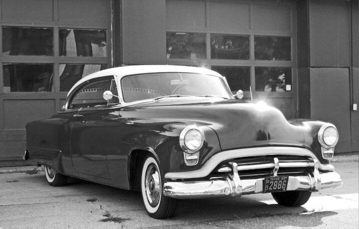 Oldsmobile 1948 - 1954 custom & mild custom - Page 6 126
