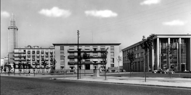 Le Havre - Ville 1950s 13-esc10