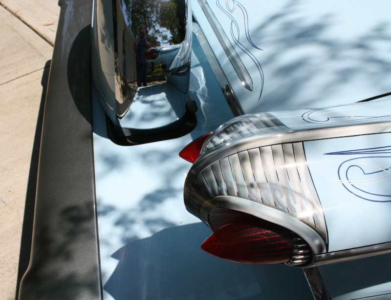 Oldsmobile 1958 - 1960 custom & mild custom 1315