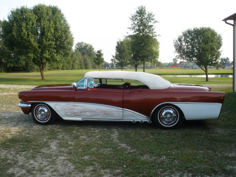 1955 Buick - John Kouw - Crusin' Customs  134