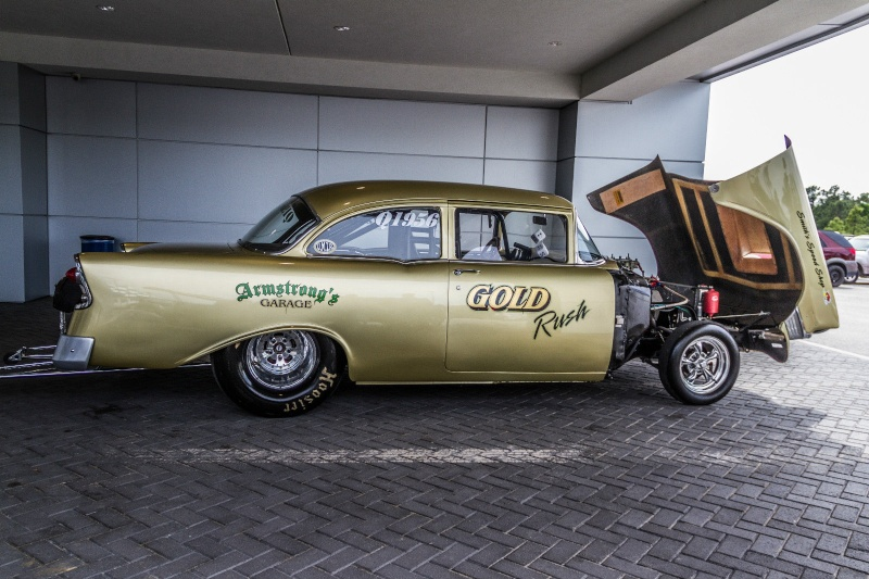1956 Chevy Gasser 136