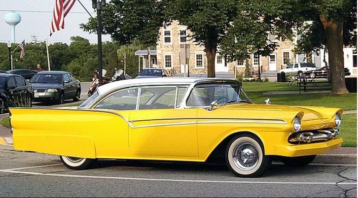 Ford 1957 & 1958 custom & mild custom  - Page 6 141