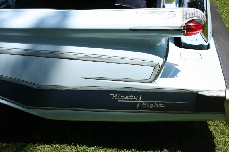 Oldsmobile 1958 - 1960 custom & mild custom 1415