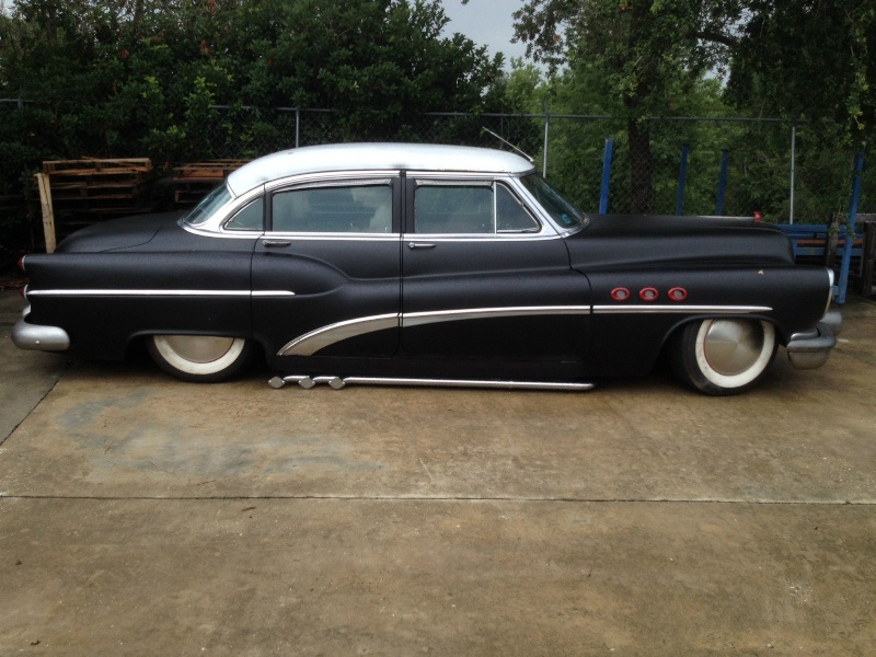 Buick 1950 -  1954 custom and mild custom galerie - Page 7 144