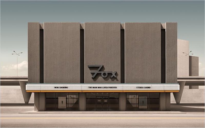 3D Architecture Googie - Geebird&Bamby   15025110