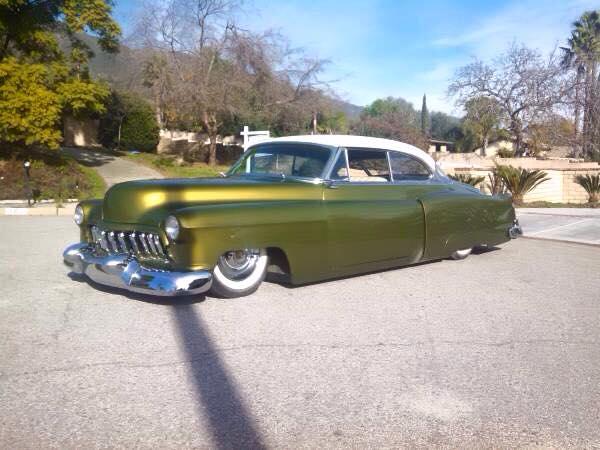 Cadillac 1948 - 1953 custom & mild custom - Page 4 15091710
