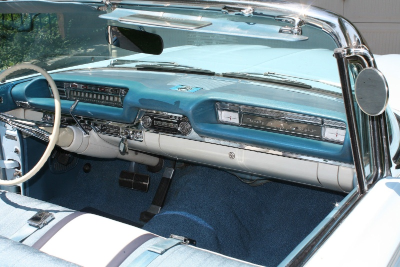 Oldsmobile 1958 - 1960 custom & mild custom 1512