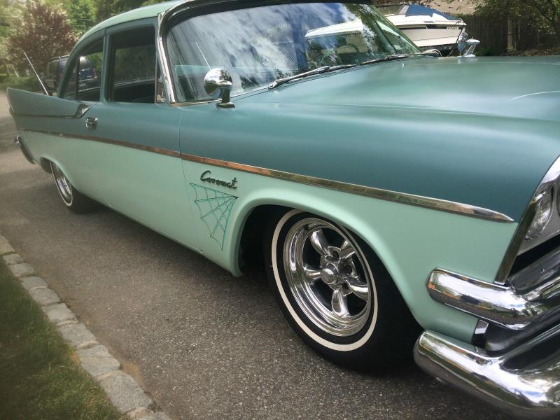 Dodge 1957 , 1958 & 1959 custom & mild custom 155