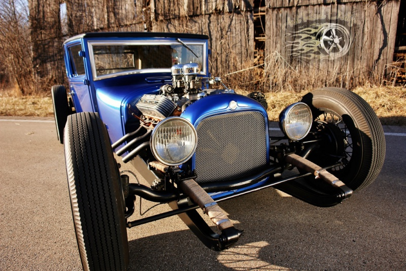 Ford T hot rod (1908 - 1927) - T rod - Page 6 17-cop10