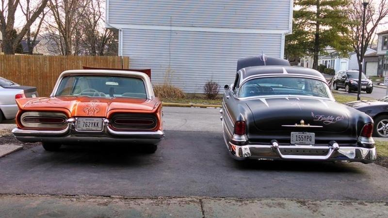 Lincoln  1952 - 1955 custom & mild custom 18981210