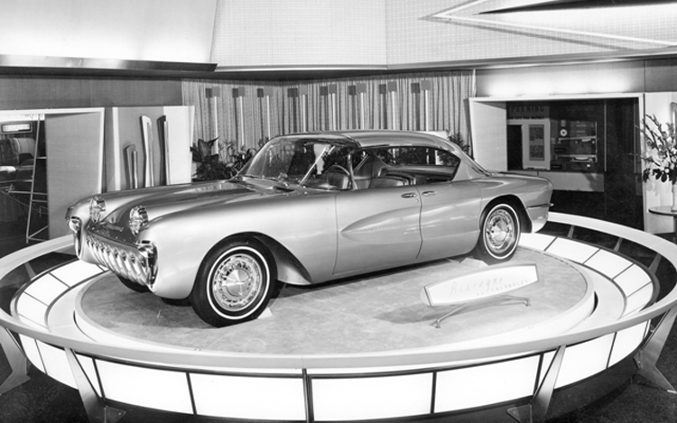 1955 Chevrolet Biscayne XP-37 1955-c10