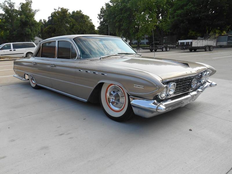 Buick 1961 - 1963 custom and mild custom 19612010