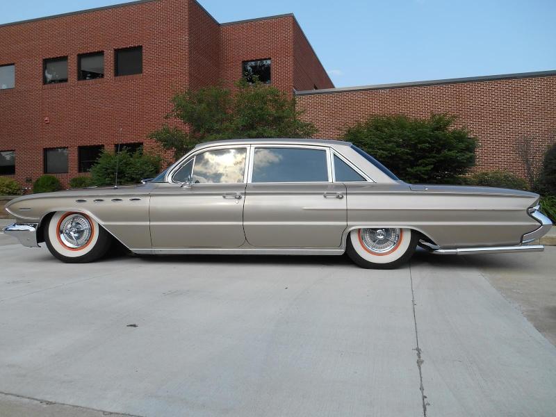 Buick 1961 - 1963 custom and mild custom 19612012